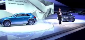 Audi 2014 NAIAS Press Conference