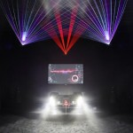 Audi R18 e-tron quattro race car - LED Laser Lighting 2