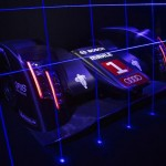 Audi R18 e-tron quattro race car - LED Laser Lighting 5