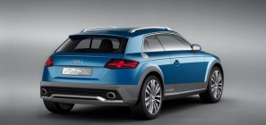 Audi allroad shooting brake show car 4