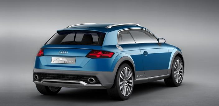 audi a3 allroad headed for production. Black Bedroom Furniture Sets. Home Design Ideas