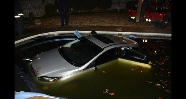 Ford Focus Hatchback in Arkansas Pool
