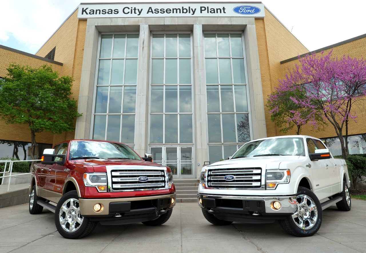 Ford plant jobs in kansas city for Ford motor company kansas city mo