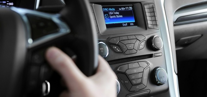 Ford SYNC AppLink USA Today