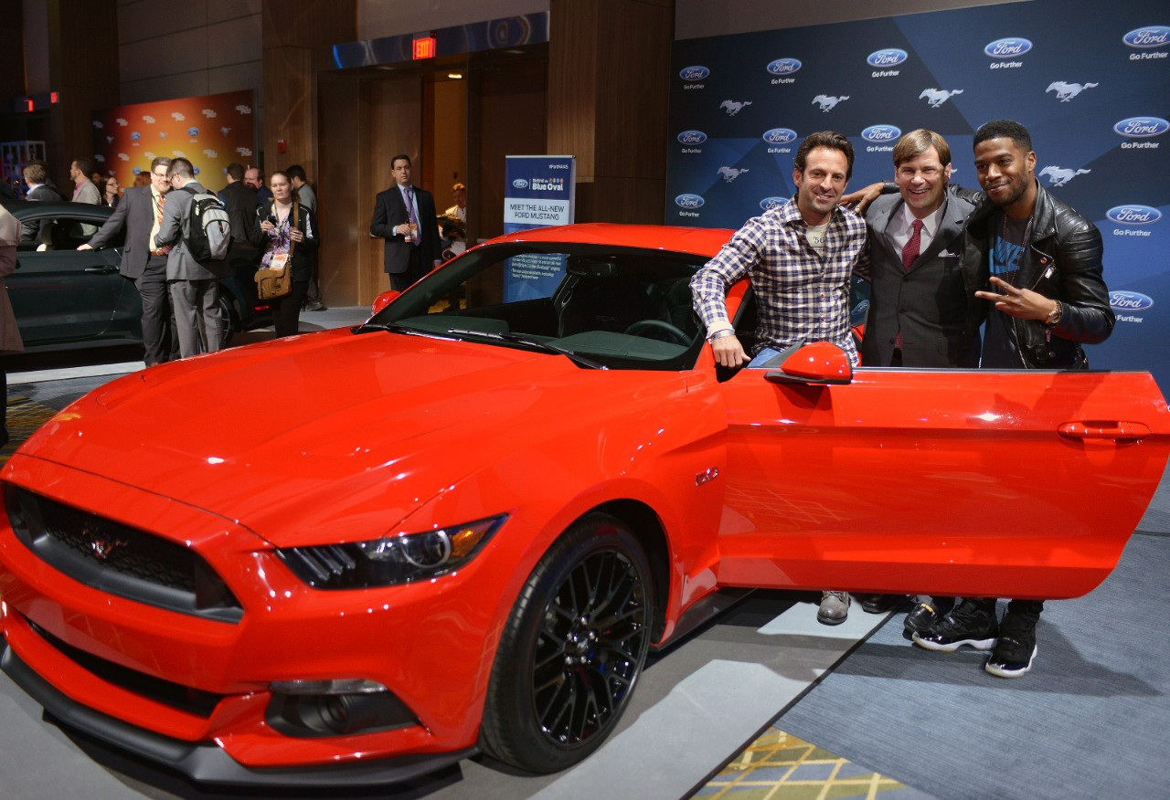 2015 Mustang To Appear In Need For Speed Movie