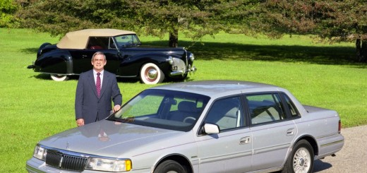 Ross Roberts 50th Anniversary of Lincoln Continental 1989