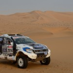 Team Ford Racing Ranger Dakar 2014 2