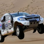 Team Ford Racing Ranger Dakar 2014 3