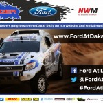 Team Ford Racing makes Dakar Rally debut in 2014
