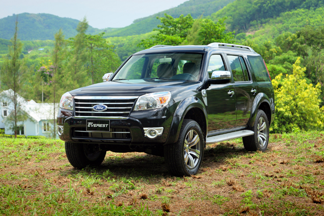 2012 Ford Everest