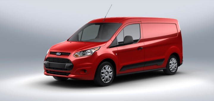 2014 Ford Transit Connect LWB 1