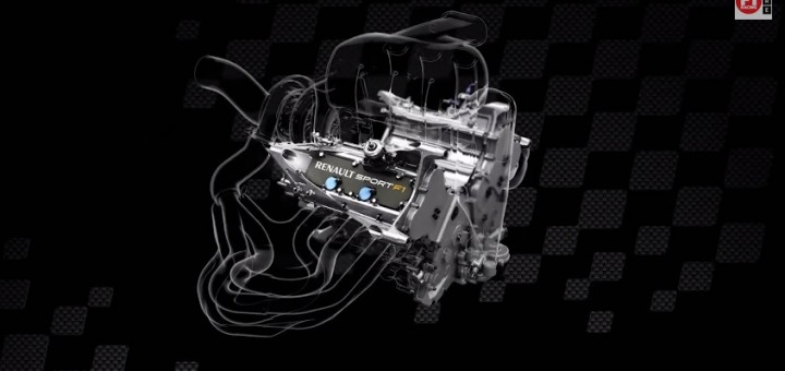 2014 Red Bull Formula One Engine Video Grab