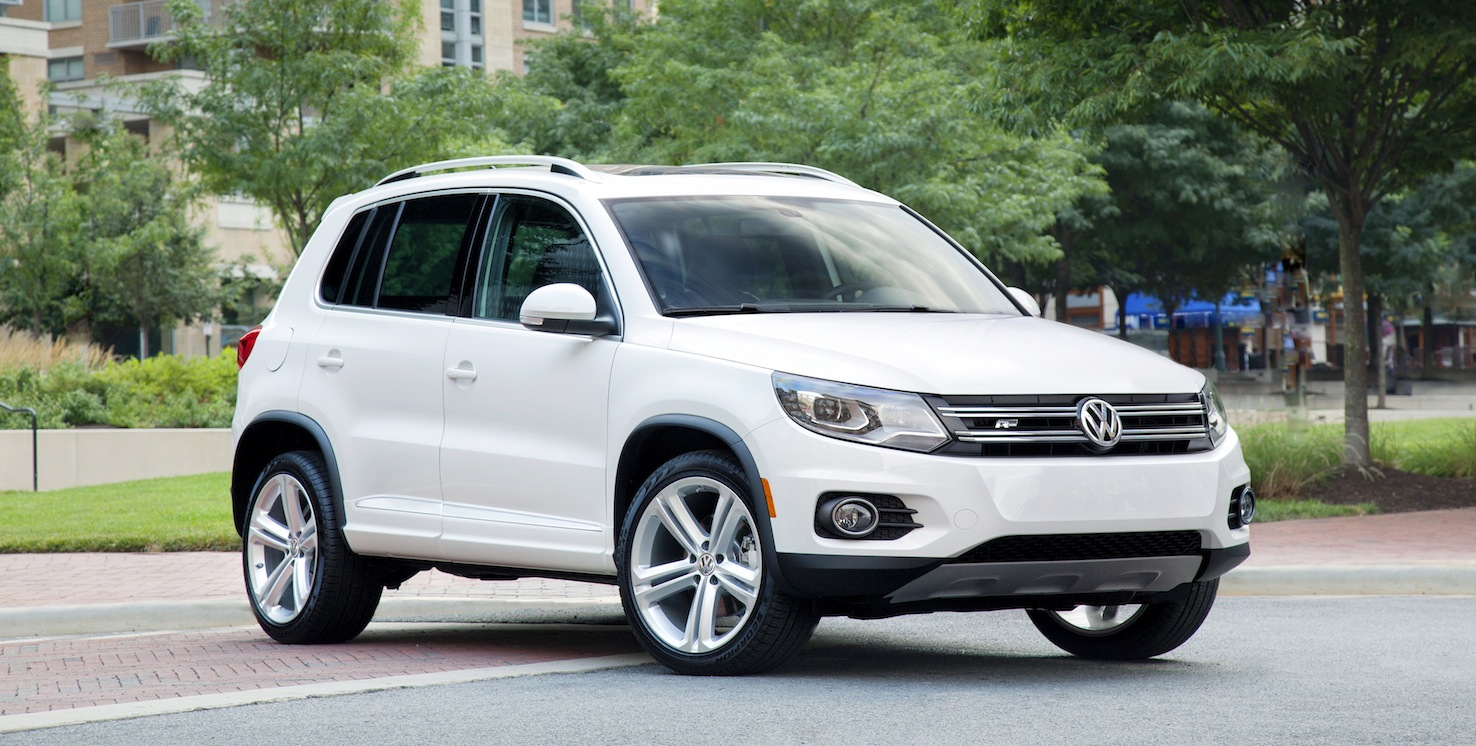next generation tiguan vital to vw 39 s sales success. Black Bedroom Furniture Sets. Home Design Ideas