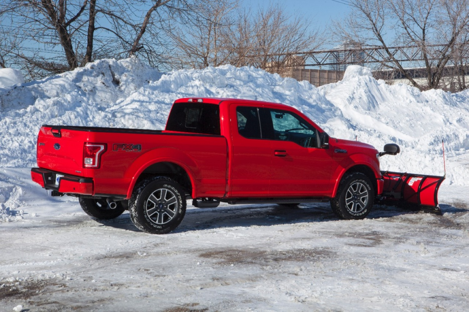 f150 ford plow snow. Black Bedroom Furniture Sets. Home Design Ideas