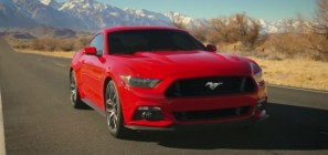 2015 Ford Mustang Need for Speed commercial