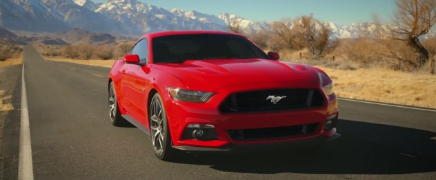 2015 mustang featured in need for speed commercial video. Black Bedroom Furniture Sets. Home Design Ideas