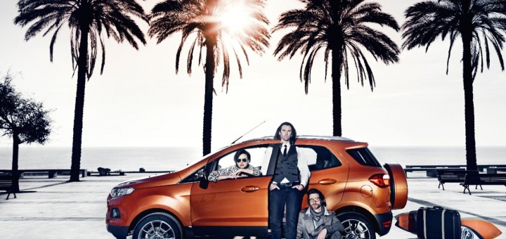 Ford EcoSport Live campaign announced
