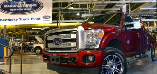 Ford Invests $80 Million Into Kentucky Truck Plant 1