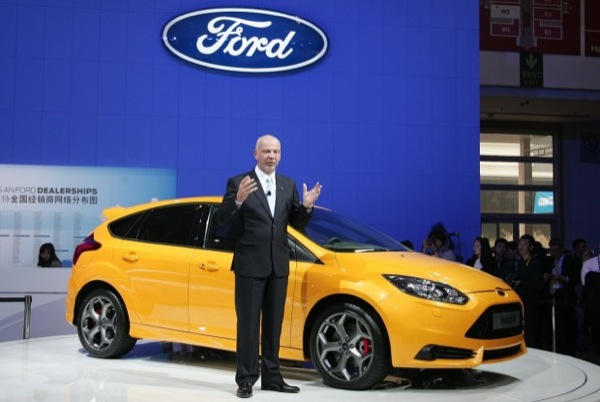 Nigel Harris Appointed President Of Ford India Executive