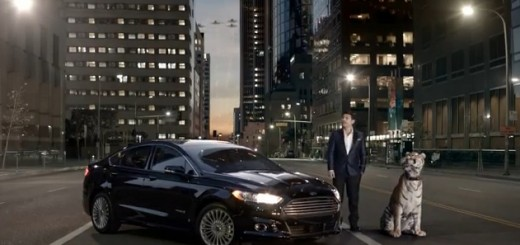 Ford Nearly Double ad - 2014 Super Bowl - Fusion Hybrid 2