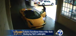 Guy Fieri Lamborghini Gallardo