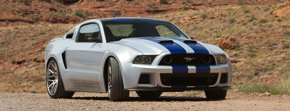 ford to auction need for speed mustang at barrett jackson. Black Bedroom Furniture Sets. Home Design Ideas