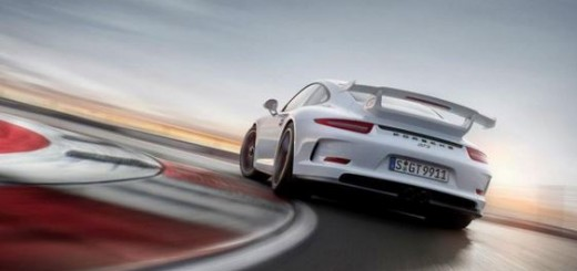 The new 2015 Porsche 911 GT3 RS will share many aero touches with the current GT3