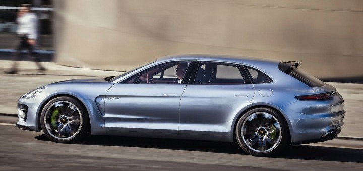 The Porsche Panamera Sport Turismo concept lends some insight into what the next-generation shooting brake car may look like