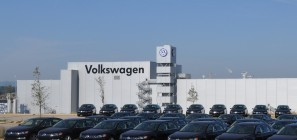 Volkswagen Chattanooga Tennessee Plant
