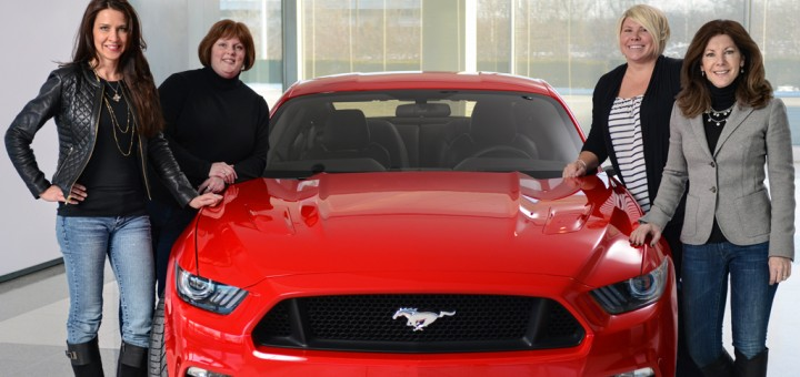 2015 Mustang Womens Day