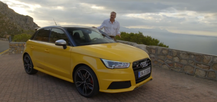 Audi S1 World Premiere video