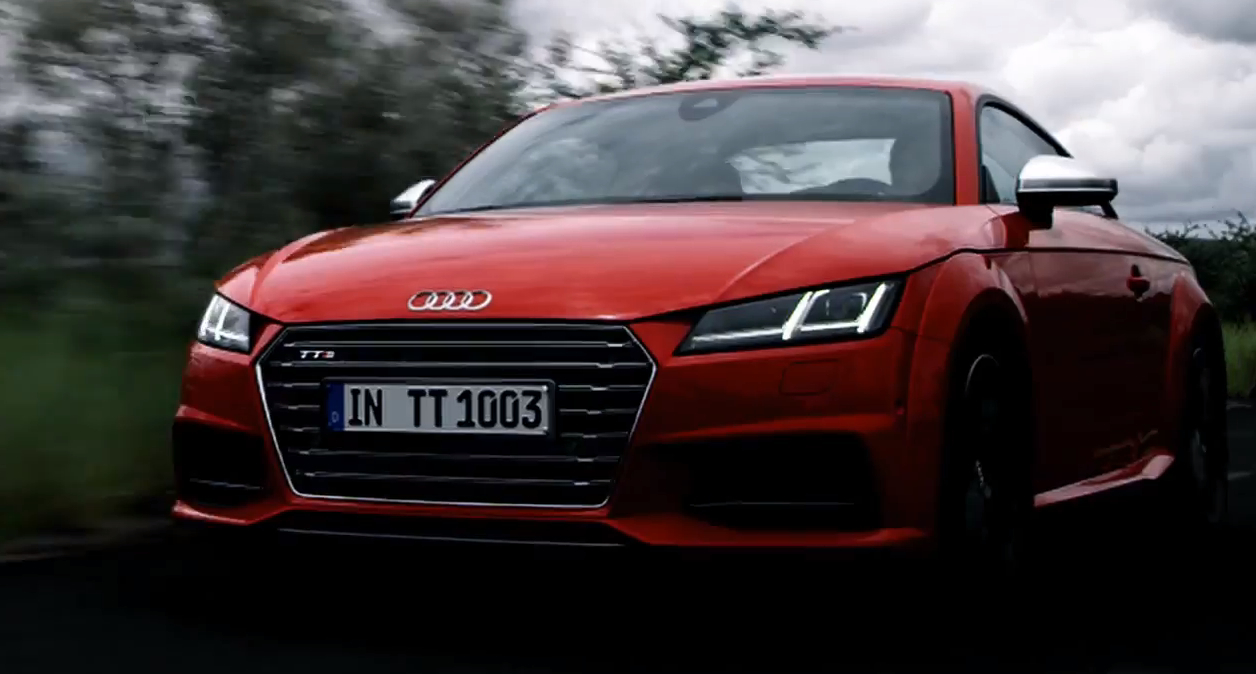 Audi Releases Video History Of The Tt