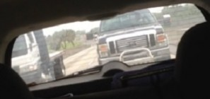 Ford F250 Road Rage Video