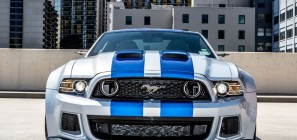 Need for Speed Ford Mustang - front