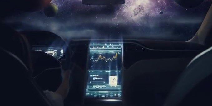 Tesla Model S Indie Ad