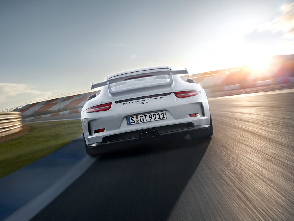 Porsche Close To Solving 911 Gt3 Fire Issue