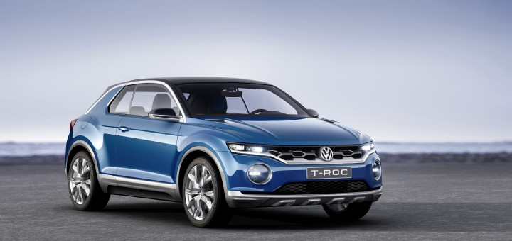 volkswagen t roc concept photos specs production. Black Bedroom Furniture Sets. Home Design Ideas