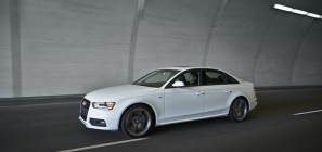 2014 Audi A4 Black Optics 10