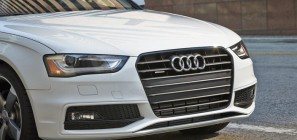 2014 Audi A4 Black Optics 8