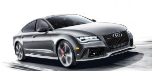 2015 Audi RS7 dynamic edition 1
