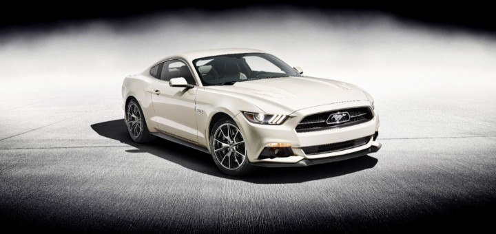 2015 Ford Mustang 50 Year Limited Edition 01