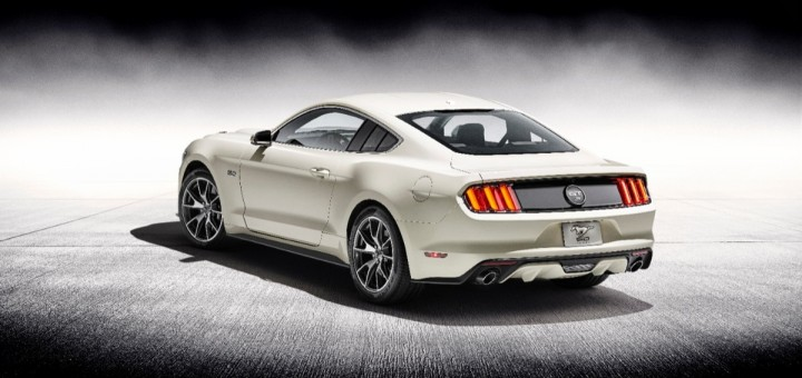 2015 Ford Mustang 50 Year Limited Edition 02