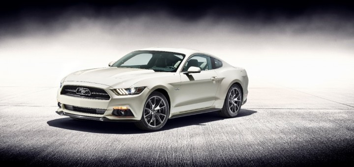 2015 Ford Mustang 50 Year Limited Edition 04