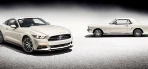 2015 Ford Mustang 50 Year Limited Edition 05