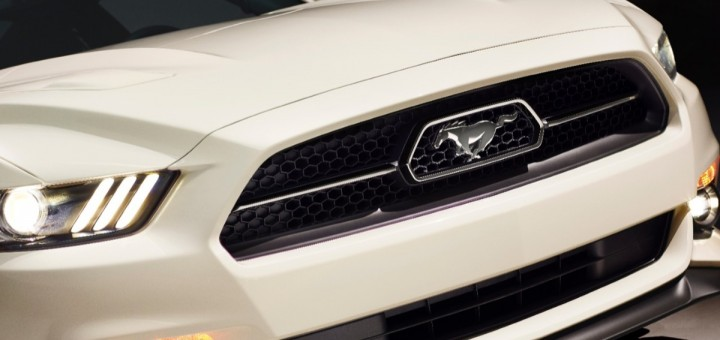 2015 Ford Mustang 50 Year Limited Edition 15