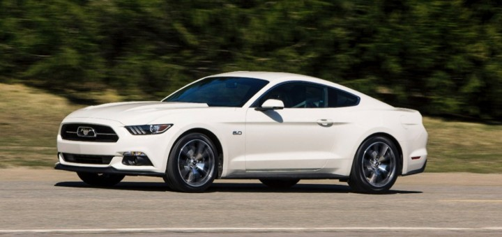 2015 Ford Mustang 50 Year Limited Edition 20