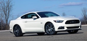 2015 Ford Mustang 50 Year Limited Edition 21