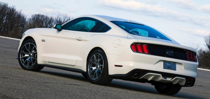 2015 Ford Mustang 50 Year Limited Edition 22