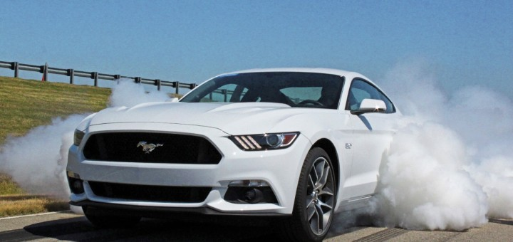 2015 Ford Mustang Line Lock