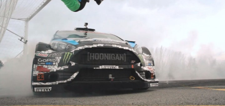 Image courtesy of Castrol/YouTube.